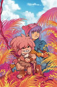[Jonna & The Unpossible Monsters #1 (Coverr D Bartel) (Product Image)]