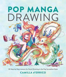 [Pop Manga Drawing (Product Image)]
