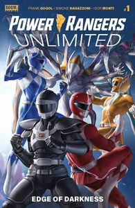 [Power Rangers Unlimited: Edge Darkness #1 (Cover B Yoon) (Product Image)]