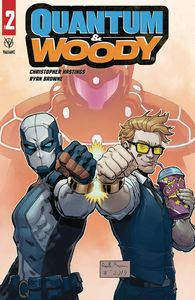 [Quantum & Woody (2020) #2 (Cover C Brown) (Product Image)]