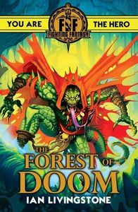 [Fighting Fantasy: Forest Of Doom (Product Image)]