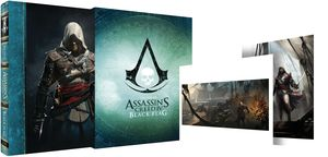 [Art Of Assassin's Creed IV: Black Flag (Limited Edition Hardcover) (Product Image)]