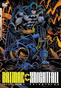 [Batman: Knightfall Omnibus: Volume 3: Knightsend (Hardcover) (Product Image)]