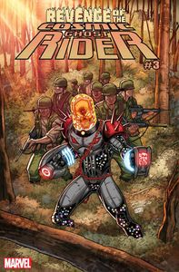 [Revenge Of The Cosmic Ghost Rider #3 (Ron Lim Variant) (Product Image)]