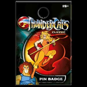 [Thundercats: Enamel Pin Badge: Cheetara (Product Image)]