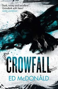 [The Raven's Mark: Book 3: Crowfall (Signed Edition Hardcover) (Product Image)]