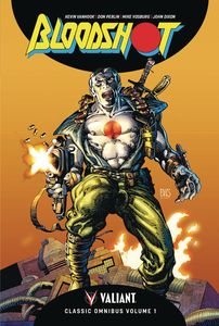 [Bloodshot Classic: Omnibus: Volume 1 (Hardcover) (Product Image)]