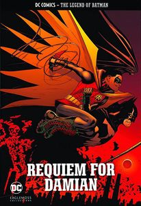[Legends Of Batman: DC Graphic Novel Collection: Volume 32: Batman & Robin Requiem For Damien (Product Image)]