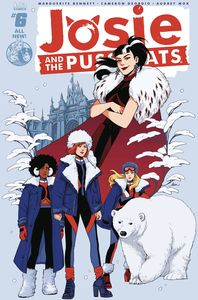 [Josie & The Pussycats #6 (Cover A Reg Audrey Mok) (Product Image)]