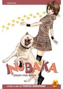 [Inubaka Crazy For Dogs: Volume 8 (Product Image)]