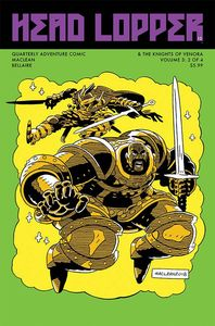 [Head Lopper #10 (Cover A Maclean) (Product Image)]