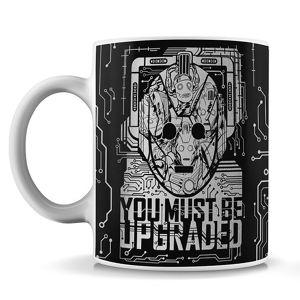 [Doctor Who: Mug: Cybermen Upgrade Mug (Product Image)]