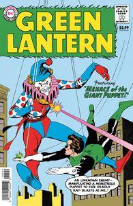 [Green Lantern #1 (Facsimile Edition) (Product Image)]