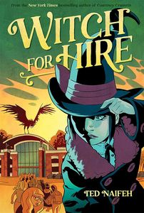 [Witch For Hire (Hardcover) (Product Image)]
