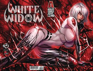 [White Widow #4 (Cover C Wichmann Lenticular) (Product Image)]