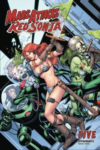 [Mars Attacks/Red Sonja #5 (Cover C Kitson) (Product Image)]