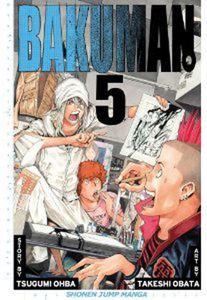 [Bakuman: Volume 5 (Product Image)]