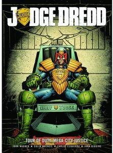 [2000AD: Judge Dredd: Tour Of Duty 2: Mega-City Justice (Product Image)]