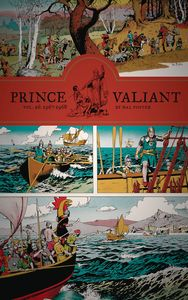 [Prince Valiant: Volume 16: 1967-1968 (Hardcover) (Product Image)]