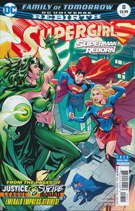 [Supergirl #8 (Product Image)]