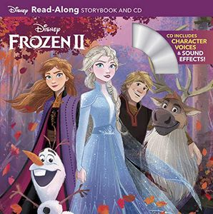 [Frozen 2: Read-Along Storybook & CD (Product Image)]