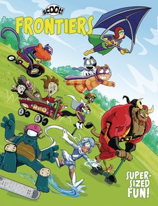 [Scoot: Frontiers #1 (Product Image)]