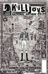 [True Lives Of The Fabulous Killjoys: National Anthem #1 (Cover C Rentle) (Product Image)]