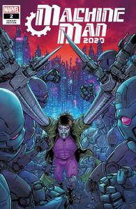 [2020: Machine Man #2 (Ryp Variant) (Product Image)]