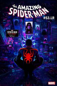 [Amazing Spider-Man #53.LR (Spider-Man Miles Morales Variant) (Product Image)]