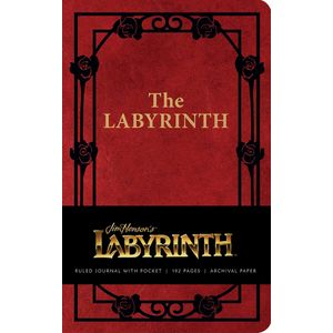 [Labyrinth: Ruled Journal (Hardcover) (Product Image)]
