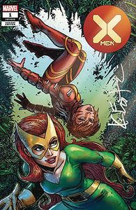 [X-Men #1 (Eastman Variant SIgned) (Product Image)]