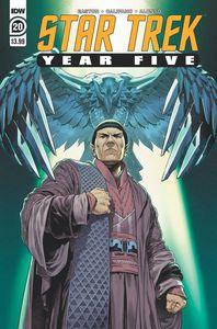 [Star Trek: Year Five #20 (Product Image)]