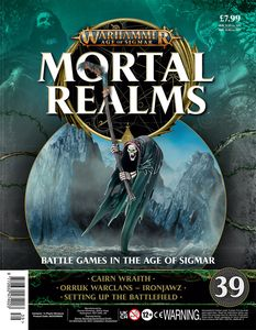 [Warhammer: Age Of Sigmar: Mortal Realms #39 (Product Image)]