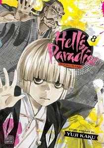 [Hell's Paradise: Jigokuraku: Volume 8 (Product Image)]