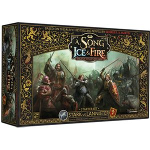 [Stark Vs Lannister Starter Set: Song Of Ice And Fire Core Box (Product Image)]