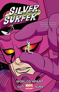 [Silver Surfer: Volume 2: Worlds Apart (Product Image)]