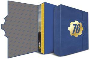 [Fallout 76: Official Platinum Edition Guide (Hardcover) (Product Image)]