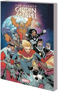 [Mighty Captain Marvel: Volume 2: Band Of Sisters (Product Image)]