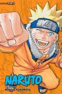 [Naruto: Volume 7: 3-In-1 (Product Image)]