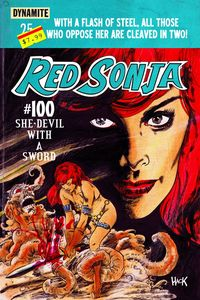 [Red Sonja #100 (Cover B Robert Hack) (Product Image)]