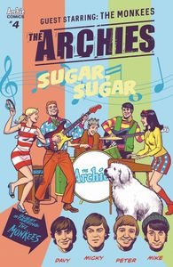 [Archies #4 (Cover A Reg Smallwood) (Product Image)]