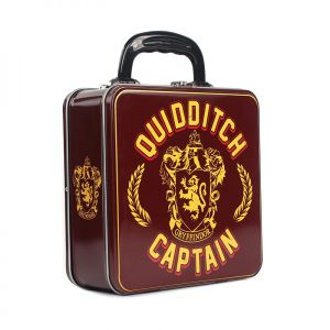 [Harry Potter: Tin Tote: Quidditch Captain (Product Image)]