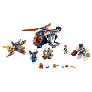 [LEGO: Avengers: Endgame: Playset: Hulk Helicopter Rescue (Product Image)]