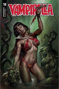 [Vampirella #18 (Cover A Parrillo) (Product Image)]