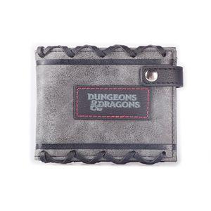 [Dungeons & Dragons: Wallet: Grey Logo (Product Image)]