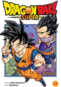 [Dragon Ball Super: Volume 12 (Product Image)]