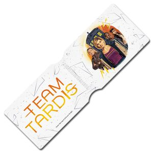 [Doctor Who: Travel Pass Holder: Team TARDIS (Product Image)]