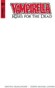 [Vampirella: Roses For Dead #1 (Blank Authentix) (Product Image)]