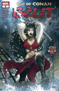 [Age Of Conan: Belit #5 (Product Image)]