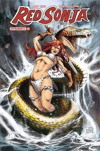 [Red Sonja #11 (Cover B Duursema) (Product Image)]